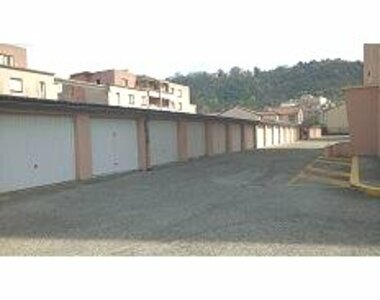 Location Garage 22m² Vienne (38200) - photo