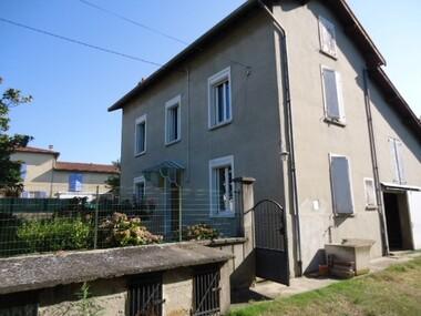 Vente Maison 110m² Roussillon (38150) - photo