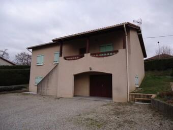 Vente Maison 5 pièces 100m² Salaise-sur-Sanne (38150) - photo