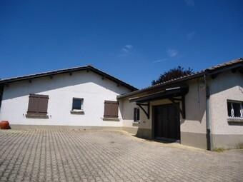 Vente Maison 4 pièces 110m² Saint-Romain-de-Surieu (38150) - photo