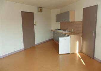 Vente Appartement 1 pièce 26m² st rambert d albon - photo