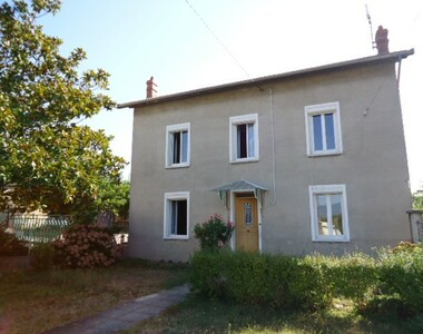 Vente Maison 110m² Roussillon (38150) - photo