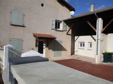 Location Maison 4 pièces 95m² Salaise-sur-Sanne (38150) - photo