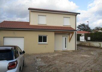 Location Maison 4 pièces 90m² Chanas (38150) - photo