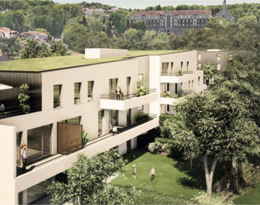 Sale Apartment 5 rooms 106m² NANCY - photo