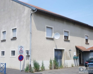 Vente Appartement 5 pièces 114m² Tremery - photo