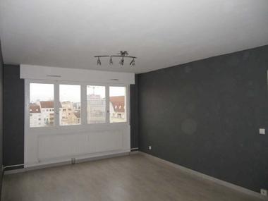 Renting Apartment 2 rooms 43m² Metz (57000) - photo