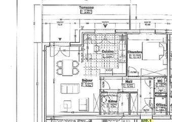 Sale Apartment 2 rooms 55m² JARNY - Photo 1