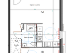 Vente Appartement 2 pièces 49m² NANCY - Photo 4