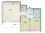 Vente Appartement 3 pièces 66m² MONDELANGE - Photo 5