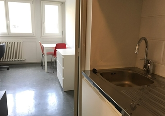 Renting Apartment 1 room 16m² Metz (57000) - photo