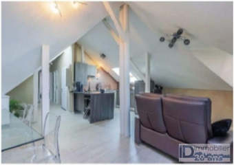 Vente Appartement 4 pièces 55m² Hagondange - photo