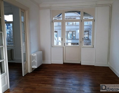 Renting Apartment 4 rooms 80m² Metz (57000) - photo