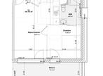 Sale Apartment 2 rooms 39m² NANCY - Photo 4