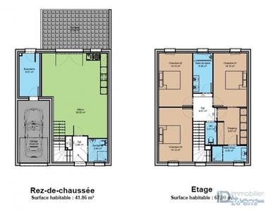 Vente Maison 5 pièces 114m² Châtel-Saint-Germain (57160) - photo