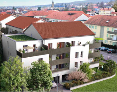 Sale Apartment 3 rooms 64m² WOIPPY - photo