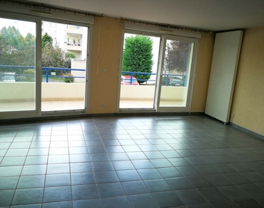 Renting Apartment 3 rooms 82m² Metz (57070) - photo
