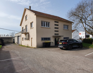 Renting Office 5 rooms 123m² Metz (57070) - photo