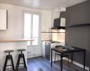 Renting Apartment 1 room 22m² Paris 18 (75018) - photo