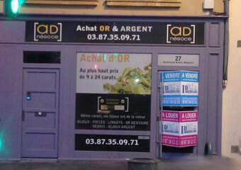 Vente Bureaux 32m² Metz (57000) - photo