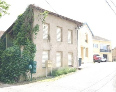 Vente Terrain 65m² Solgne - photo