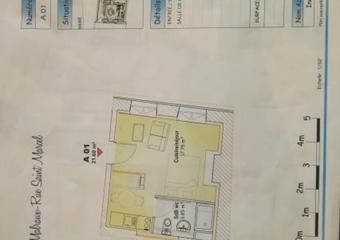 Renting Apartment 1 room 22m² Metz (57000) - Photo 1
