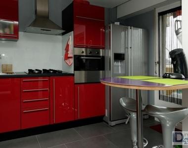 Vente Appartement 2 pièces 45m² Metz - photo