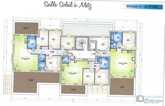 Sale Apartment 5 rooms 100m² Metz (57070) - Photo 1
