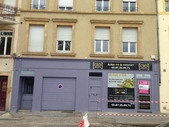 Sale Office 32m² Metz (57000) - photo