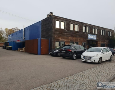 Vente Fonds de commerce 992m² Montigny-lès-Metz (57950) - photo
