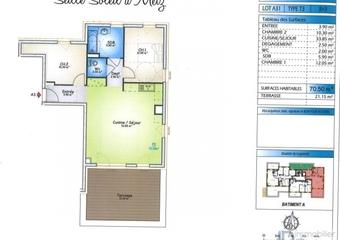 Sale Apartment 3 rooms 71m² Metz - photo