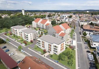 Sale Apartment 3 rooms 66m² MONDELANGE - Photo 1