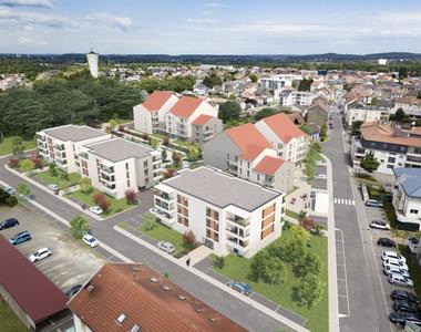 Sale Apartment 3 rooms 66m² MONDELANGE - photo