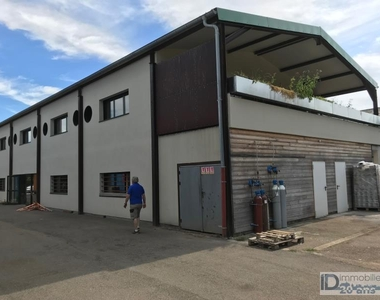 Vente Fonds de commerce 326m² Montigny-lès-Metz (57950) - photo