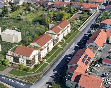 Sale Apartment 3 rooms 68m² METZ - photo