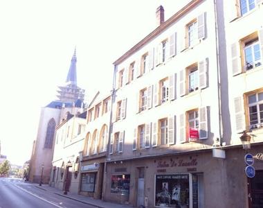 Renting Apartment 2 rooms 45m² Metz (57000) - photo
