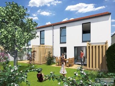 Vente Maison 4 pièces 116m² Chieulles (57070) - photo