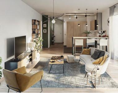 Vente Appartement 2 pièces 42m² METZ - photo