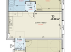 Sale Apartment 3 rooms 60m² THIONVILLE - Photo 4