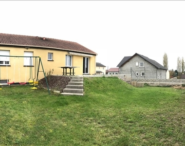 Vente Maison 6 pièces 100m² Boulay-Moselle (57220) - photo