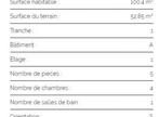 Sale Apartment 5 rooms 100m² Metz - Photo 3