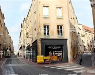 Location Fonds de commerce 56m² Metz (57000) - photo