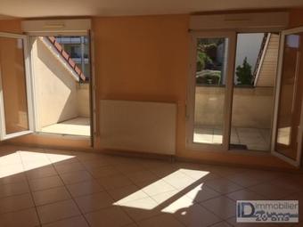 Vente Appartement 5 pièces 99m² Metz (57070) - photo