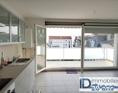 Location Appartement 3 pièces 78m² Metz (57000) - photo