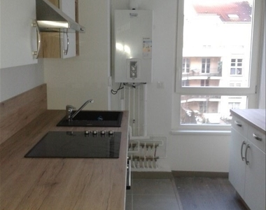 Renting Apartment 2 rooms 50m² Metz (57000) - photo