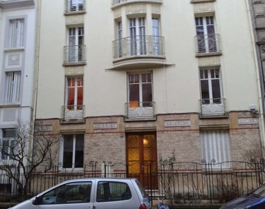 Renting Apartment 4 rooms 76m² Metz (57000) - photo