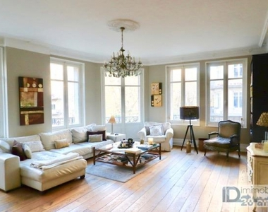 Vente Appartement 5 pièces 150m² Metz - photo