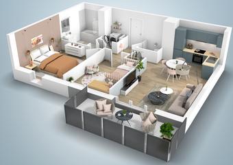 Sale Apartment 3 rooms 59m² THIONVILLE - Photo 1