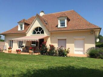 Vente Maison 8 pièces 220m² Villons-les-Buissons (14610) - photo