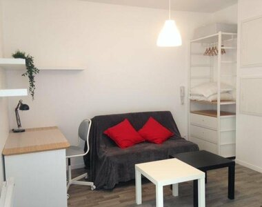 Location Appartement 1 pièce 20m² Caen (14000) - photo